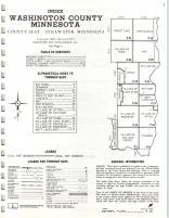 Index Map, Washington County 1973